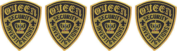 Queen Investigations & Security, Logo